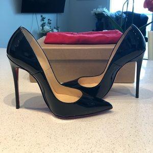 Christian Louboutin So Kate 120 Patent Size 35